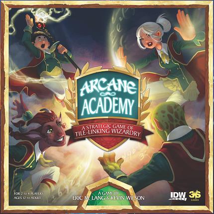Настольная игра Arcane Academy, фото 2
