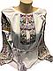 """Женская вышитая рубашка """"Обри"""" BI-0024, фото 2"""