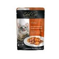 Edel Cat pouch паучи Нежные кусочки в желе с птицей и кроликом, 100г