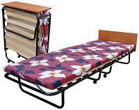 """Раскладушка - кровать """"Венеция"""" с матрасом на ламелях от производителя"""