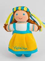 Кукла  девочка Украиночка