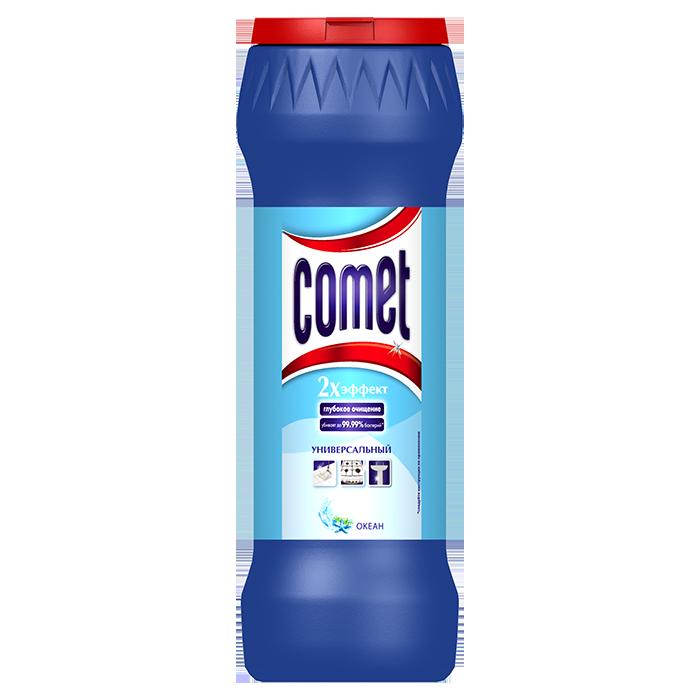 Порошок чист. COMET 475г Океан с хлоринолом