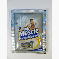 Гранулы для прочистки труб Мистер Мускул 75г
