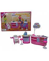 Мебель кукольная для магазина Gloria