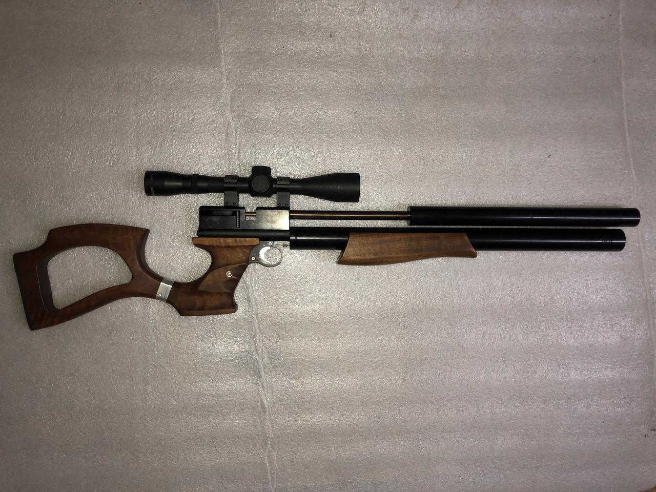 ВИНТОВКА ПНЕВМАТИЧЕСКАЯ PCP Custom Carbine (Седой дед)