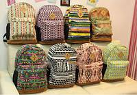 Обзор рюкзака Ethno - рюкзак в этно стиле
