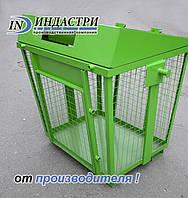 Евроконтейнеры для для сбора и утилизации мусора