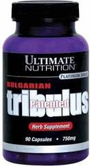 Повышение тестостерона Bulgarian Tribulus (90 капс.) Ultimate Nutrition