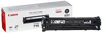 Заправка картриджа Canon 716 Black  принтер LBP-5050, LBP-5970, MF8030, MF8050 в Киеве