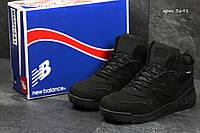 Мужские зимние кроссовки New Balance Fresh Foam Paradox черные 46р 41
