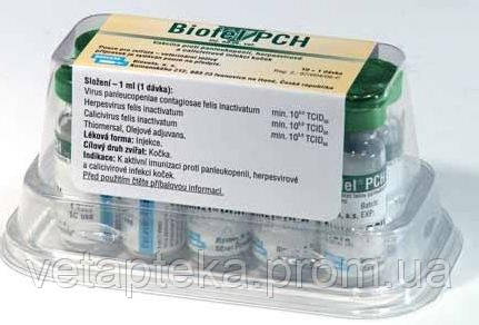 Вакцина Биофел РСН 1мл для котов