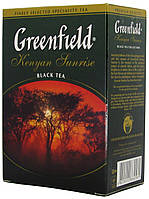"""Чай чёрный Greenfield """"КеніяСанрайс"""" 100г."""