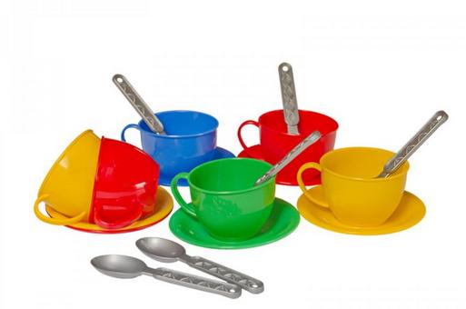 Посуда игрушечная для детей.Набор детской игрушечной посуды.