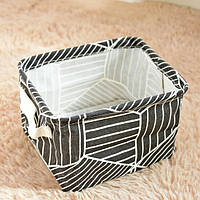 Корзина для игрушек Черный бриллиант мини Berni, фото 1