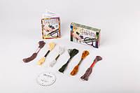 Набор для творчества фенечки с мулине, FIM-01-07