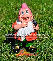 Садовая фигура Белоснежка и семь гномов, фото 2