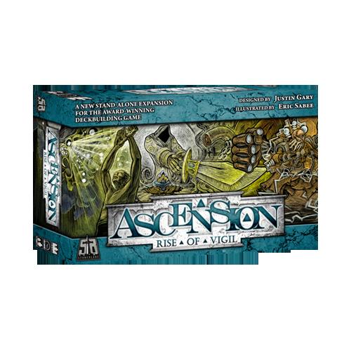 Настольная игра Ascension: Rise of Vigil (Вознесение: Расцвет Вигила)