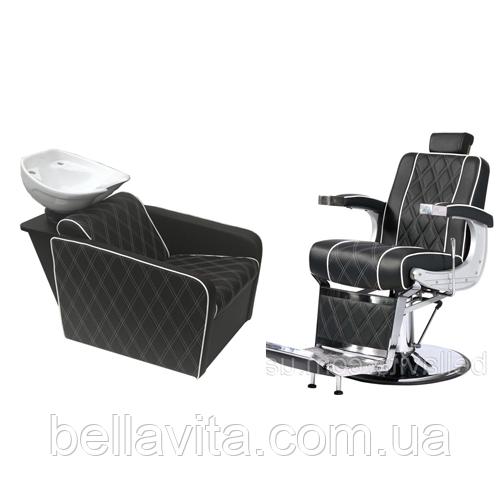 Комплект парикмахерской мебели Valencia