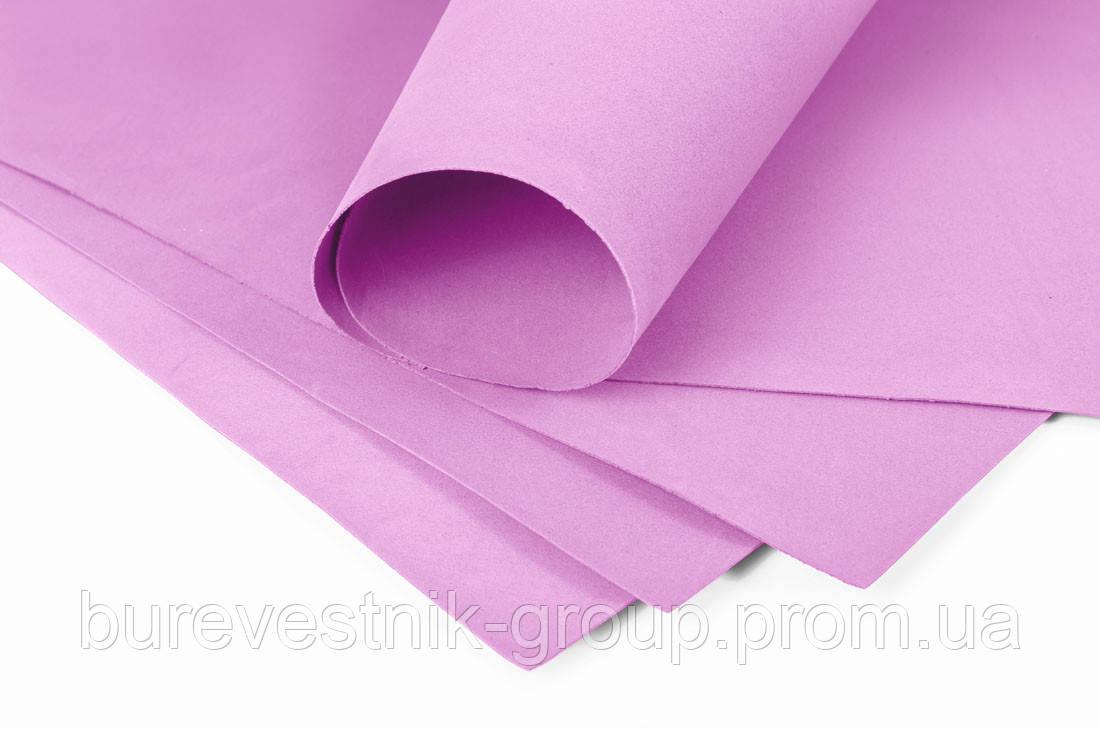 Фоамиран ( foamiran ) Santi 60*70см, темно-розовый