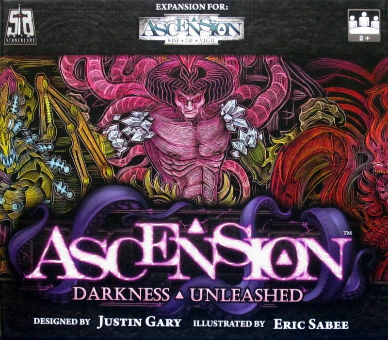 Настольная игра Ascension: Darkness Unleashed (Вознесение: Тьма спустилась)