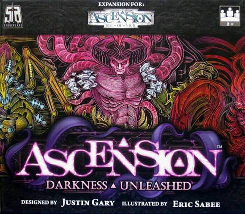 Настольная игра Ascension: Darkness Unleashed (Вознесение: Тьма спустилась), фото 2