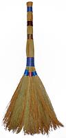 Веник сорго 75-80 см, высший сорт