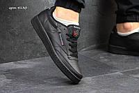 Мужские кроссовки Reebok Workout черные, фото 1
