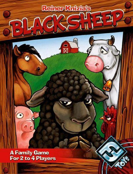 Настольная игра Black Sheep (Черная овца)