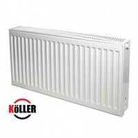 Радиатор стальной Koller Тип 22 300x600