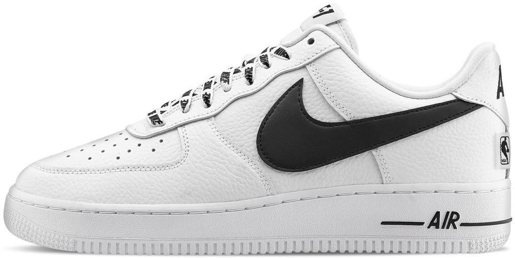 7f012fa1 Мужские кроссовки Nike Air Force 1 07 LV8 NBA White (найк аир форс нба,  белые) 43, цена 1 300 грн., купить в Киеве — Prom.ua (ID#877291931)
