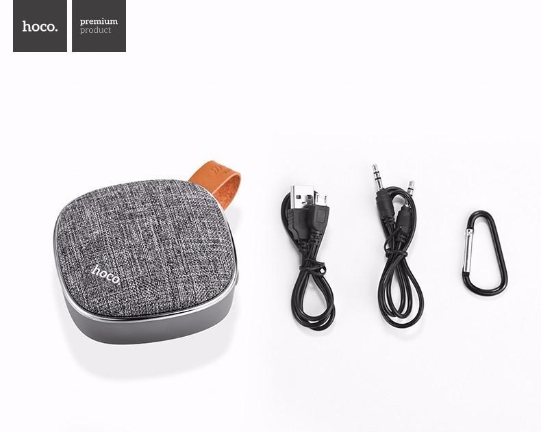 Портативная блютуз колонка Hoco BS9 Bluetooth