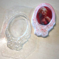 Форма для мыла  Рамка для фотографий