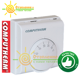 COMPUTHERM TR-010 Механический комнатный термостат проводной