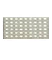 12 П Металлическая перфорированная панель для верстака