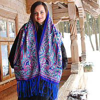 Павлопосадские палантины (шарфы) 175*75см