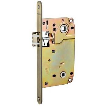 Дверной механизм MVM MP-2056 AB с металлопластиковым язычком