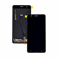 Дисплей для Asus ZenFone 3 Zoom (ZE553KL) + touchscreen, черный, Navy Black, оригинал PRC