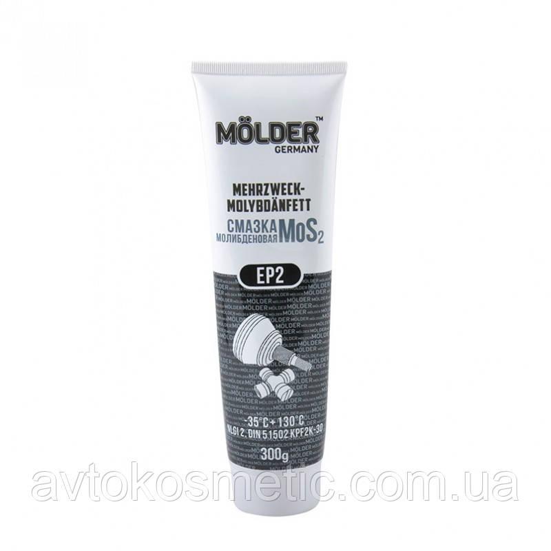 Смазка молибденовая MOLDER MEHRZWECK-EP2, black, 300g