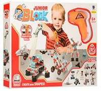 Конструктор Junior Block 661-302,550 деталей