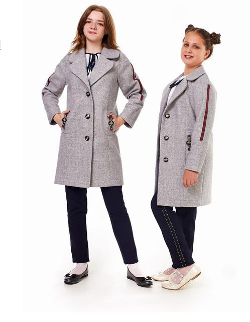Подростковые пальто для девочек.