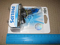 ⭐⭐⭐⭐⭐ Лампа накаливания HB4 12V 55W P22d Diamond Vision 1шт blister 5000K (производство  Philips)  9006DVB1