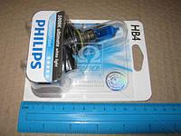 Лампа накаливания HB4 12V 55W P22d Diamond Vision 1шт blister 5000K (пр-во Philips)