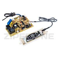 Плата управления внутреннего блока  с модулем дисплея ZGHE-50-3DM 450013061