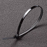 Стяжка кабельна (хомут)  3х250 (2,5х250мм)  тм ТАКЕЛ, фото 3