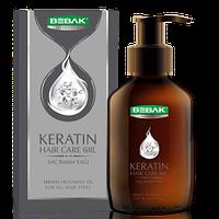 Масло для волос с кератином BEBAK Hair Care Oil KERATIN
