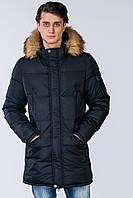 Куртка Альфред - Т.синий №91
