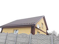 Капітальний ремонт покрівлі в м. Пирятин, Полтавської області з утепленням даху