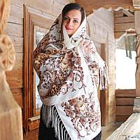 Павлопосадский палантин (шарф)