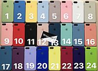 Силиконовый чехол на IPhone (6/6s/7/8/7+/8+/X/XS/11/11pro/11pro Max )