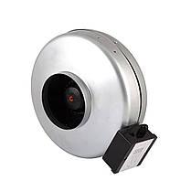 Вентилятор канальный круглый Турбовент ВК 125, фото 2